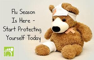 Flu Season is Here – Start Protecting Yourself Today