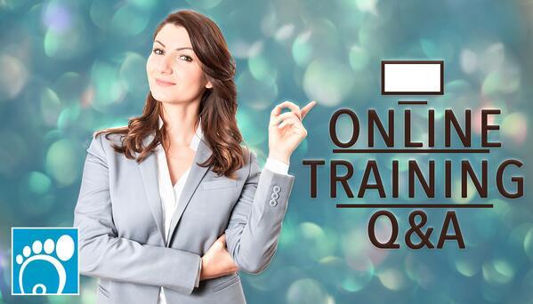 Online Training Q&A