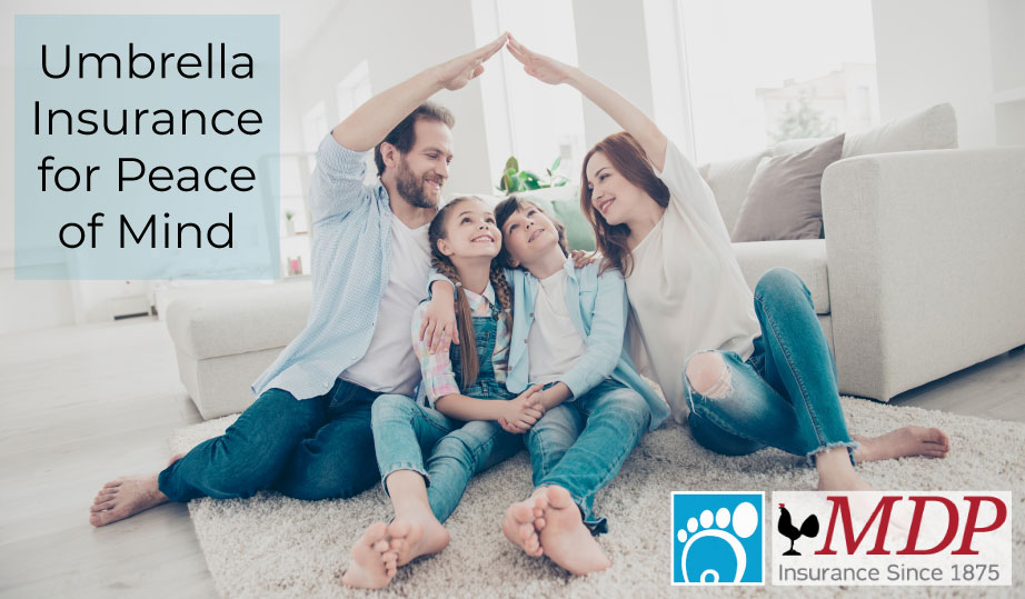 Umbrella Insurance for Peace of Mind