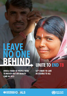 Uniting Together to End Tuberculosis
