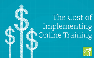 The Cost of Implementing Online Training