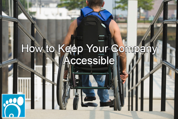How to keep your company accessible