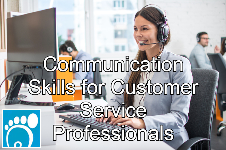 Communication skills for customer service professionals